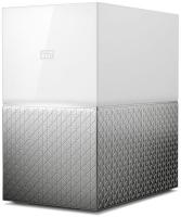 Сетевое хранилище NAS WD Original 6Tb WDBMUT0060JWT-EESN My Cloud Home Duo 2xDisk 2-bay